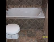 Front tub
